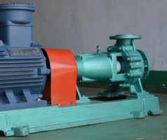 CSF(K)衬氟化工流程泵